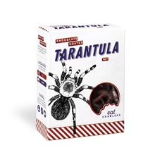 Chocolate Coated Tarantula 15g Box-new-The Vault