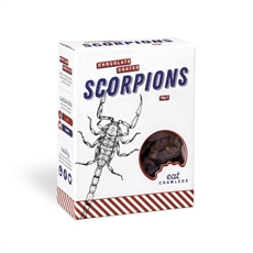 Chocolate Coated Scorpions 10g Box-new-The Vault