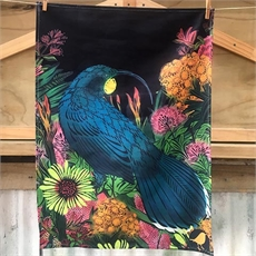 Flox Huia Tea Towel-new-The Vault