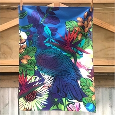 Flox Kereru Tea Towel -new-The Vault