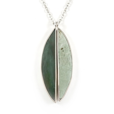 Antipodes Necklace Greenstone-new-The Vault