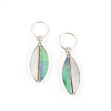 Antipodes Earrings Paua & MOP-jewellery-The Vault