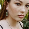 Antipodes Earrings Greenstone-new-The Vault
