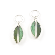 Antipodes Earrings Greenstone-jewellery-The Vault