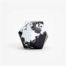 Areaware Dymaxion Magnetic Folding Globe-new-The Vault