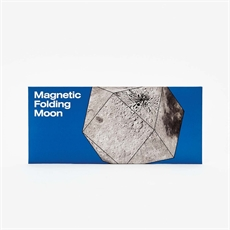 Areaware Dymaxion Magnetic Folding Moon -new-The Vault