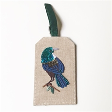 C Mitchell Luggage Tag Tui -new-The Vault