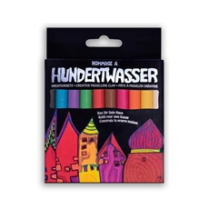 Hundertwasser Modelling Clay -new-The Vault