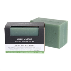 Olive Avocado Lime Soap Twin Pack 170g-for-her-The Vault