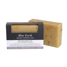 NZ Clay Single Soap 85g-for-her-The Vault