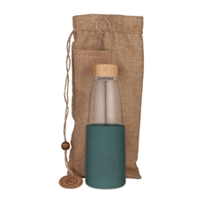 Sol Bottle /Brush & Pouch Deep Sea Green-new-The Vault