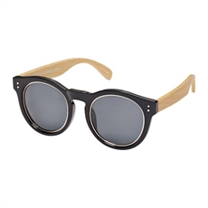 Sunglasses Golden Black Onyx Smoke POL -for-her-The Vault