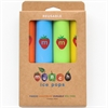 Set of 4 Reusable Ice Pops-child-The Vault
