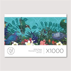 Flox 1000 Piece Kikorangi Puzzle 34x96cm-new-The Vault