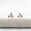 Batik Moonstone Studs Silver-new-The Vault