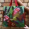 Flox Reusable Shopping Bag Korimako-artists-and-brands-The Vault