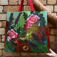 Flox Reusable Shopping Bag Korimako-new-The Vault