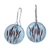 Toe Toe Disc Earrings Bombay -jewellery-The Vault