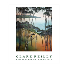 Clare Reilly 2020 Bird Calendar-new-The Vault