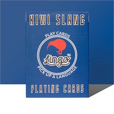 Lingo Cards Kiwi Slang-child-The Vault