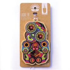 Luggage Tag Tiki-brands-The Vault
