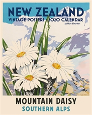 NZ Vintage Posters 2020 Calendar Small-new-The Vault