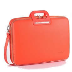 "Classic Brera Briefcase 15"" Orange -home-The Vault"