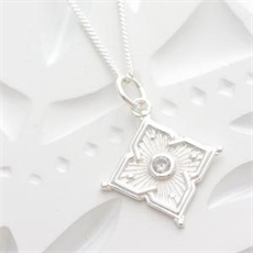 Nova Necklace Silver-new-The Vault