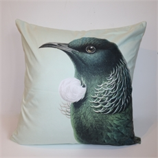 Hushed Green Tui Cushion Cover-home-The Vault