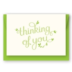 Thinking Of You Card-all-occasions-The Vault