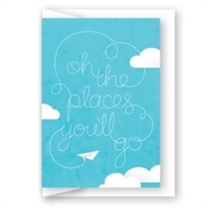 Oh, the Places You'll Go Card-cards-The Vault