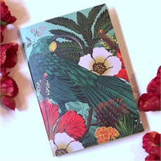 A5 Note Book Single Huia-artists-and-brands-The Vault