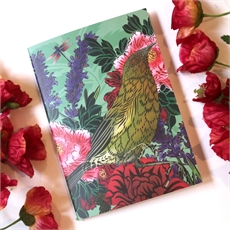 A5 Note Book Single Bellbird-artists-and-brands-The Vault