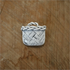 Kete Brooch White-new-The Vault