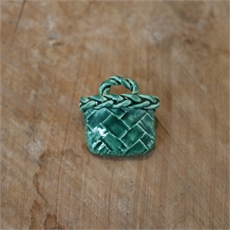 Kete Brooch Green-new-The Vault