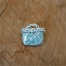 Kete Brooch Turquoise Blue-new-The Vault