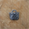 Kete Brooch Dark Grey-jewellery-The Vault
