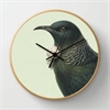 Hushed Green Tui Clock-home-The Vault