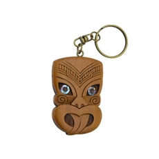 Carved Keychain Wheku-artists-and-brands-The Vault
