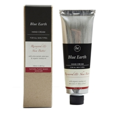 Blue Earth Hand Cream Tube 100ml-artists-and-brands-The Vault