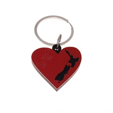 Keeper Keyring Heart-for-her-The Vault
