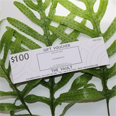 $100 Vault Gift Voucher-gift-vouchers-The Vault