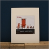 Matted Print Gingers Anonymous-home-The Vault