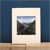 Beyond the Cascade Matted Print-home-The Vault