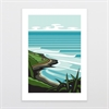 Raglan A4 Print-home-The Vault