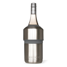Wine Cooler Brushed Stainless-new-The Vault