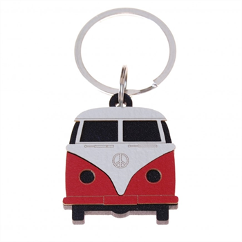 Keeper Keyring Kamper Red