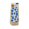 Organic Produce Bags 3pk Blue Pots-new-The Vault