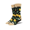 Men's Crew Aloha Floral Black-for-him-The Vault