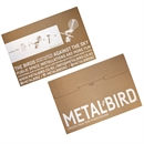 Metalbird Steel Kereru Woodpigeon
